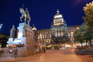 narodni muzeum hlavni budova b46 300x199 Národní muzeum v Praze