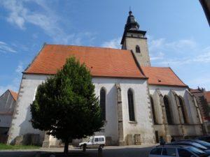 DSC00633 300x225 Kostel sv. Jakuba v Telči