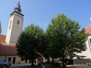 DSC00637 300x225 Kostel sv. Jakuba v Telči