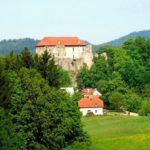 Sídlo Kryštofa Haranta – hrad Pecka