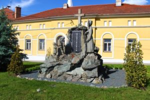 IMG 1405 300x200  Vojenské pomníky v Telnicích