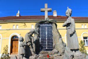 IMG 1406 300x200  Vojenské pomníky v Telnicích