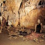 Jeskyně s doklady nejstaršího osídlení moderním člověkem