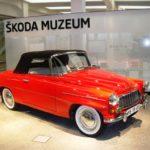 Poznejte krásu unikátních dopravních prostředků. Navštivte Škoda Muzeum