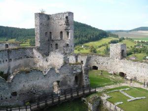 hrad rabi 300x225 Návštěva hradu Rabí