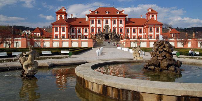 intro Barokní skvost v Praze Troji