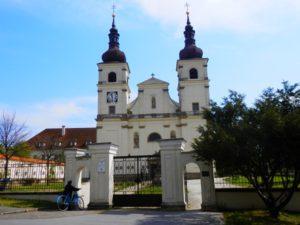 uherský brod 002 300x225 Dominikánský kostel v Uherském Brodě
