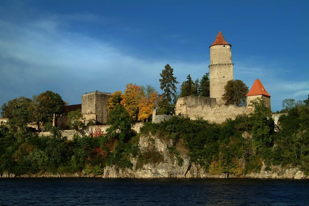 zvíkov Král českých hradů – Zvíkov