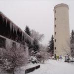 Rozhledna Libín, dříve také Rudolfova věž