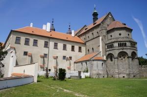 Zámek   býv. klášter s bazilikou sv. Prokopa Třebíč 9. května 1 Třebíč 300x199 Bazilika sv. Prokopa v Třebíči s jedinečnou kryptou