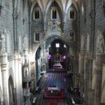 interiér baziliky