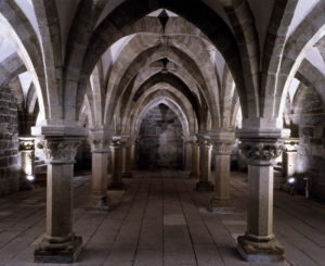 bazilika sv prokopa 08 300x245 Bazilika sv. Prokopa v Třebíči s jedinečnou kryptou